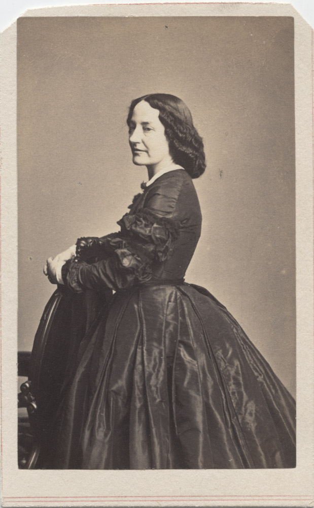 Laura Keene, by C.D. Fredricks